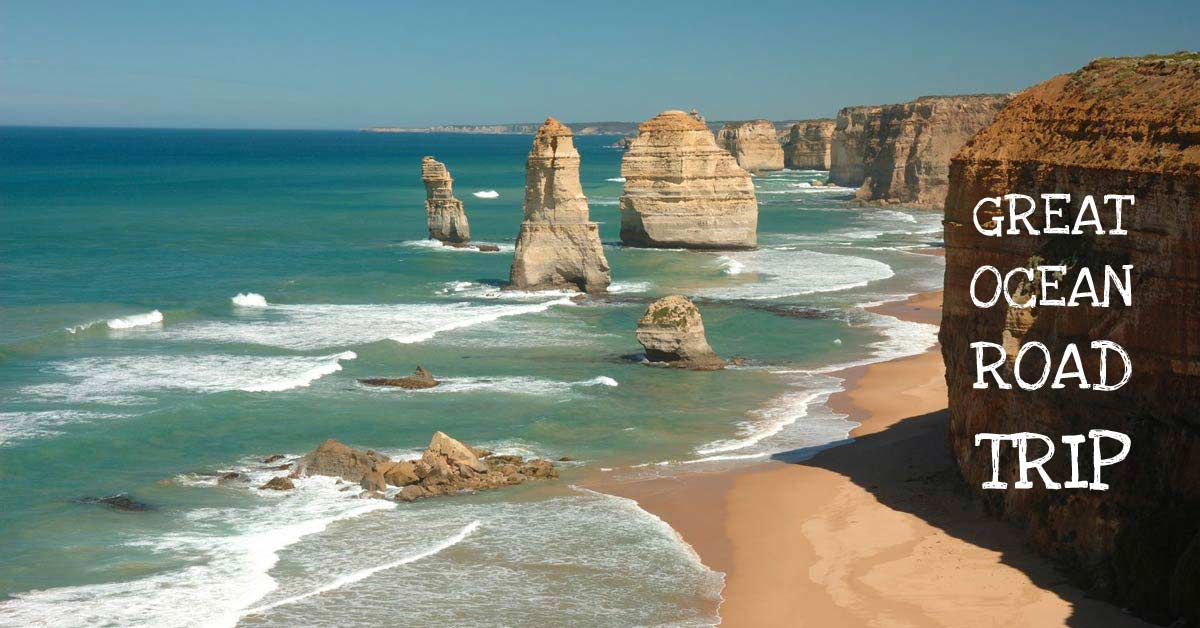 great ocean road trip australie