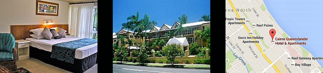 australie hotels cairns